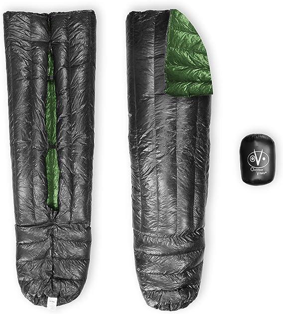 Outdoor Vitals Down TopQuilt - Ultralight Camping Quilt