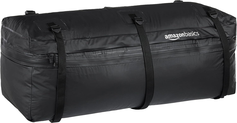 Amazonbasics Coffre De Toit Souple Noir 425 L