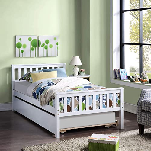 Tulib Twin Platform Bed