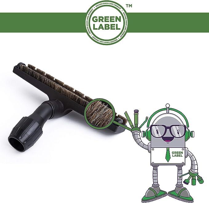 Green Label Cepillo Universal para Suelo de Parquet (30 – 38 mm x ...