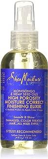 product image for Shea Moisture Mongongo & Hemp Seed Oils High Porosity Moisture-Seal Finishing Elixir