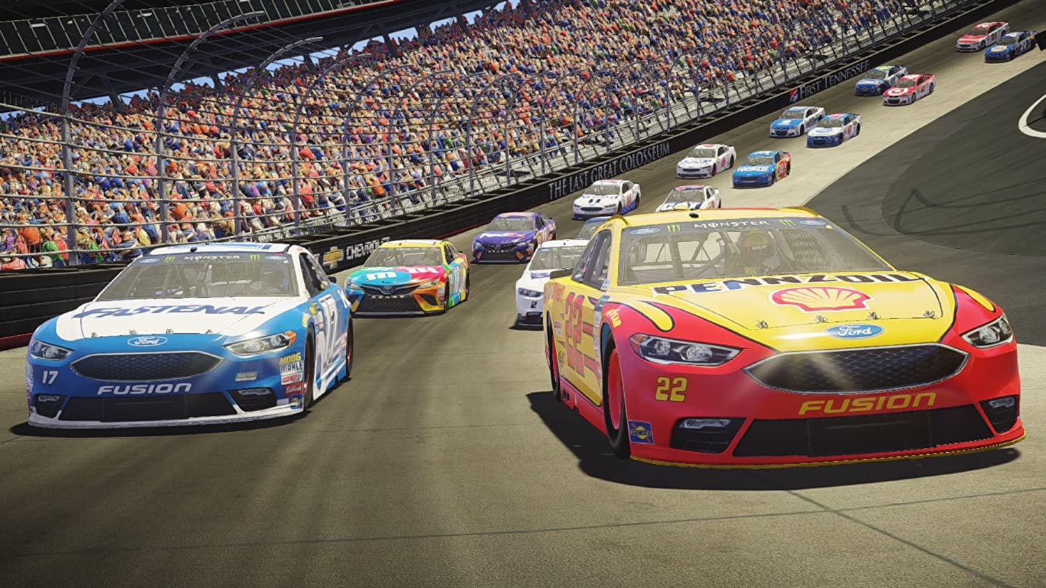 Amazon com: NASCAR Heat 2 - PlayStation 4: Ui Entertainment: Video Games