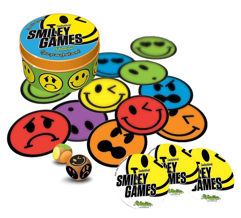 Creativa Mente Smiley Games FOX-SMILEY-BIL