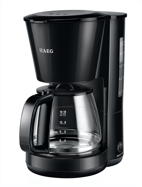 AEG KF 3200 EasySense - Cafetera de goteo (filtro extraíble ...