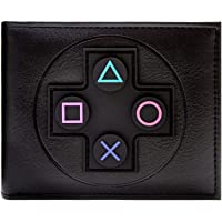 Cartera de Sony Playstation Controlador Negro