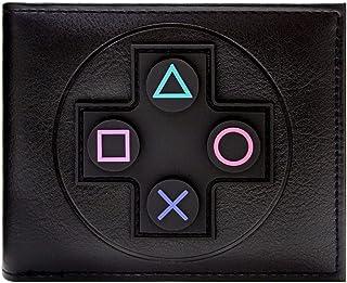 PlayStation controllore Nero portafoglio