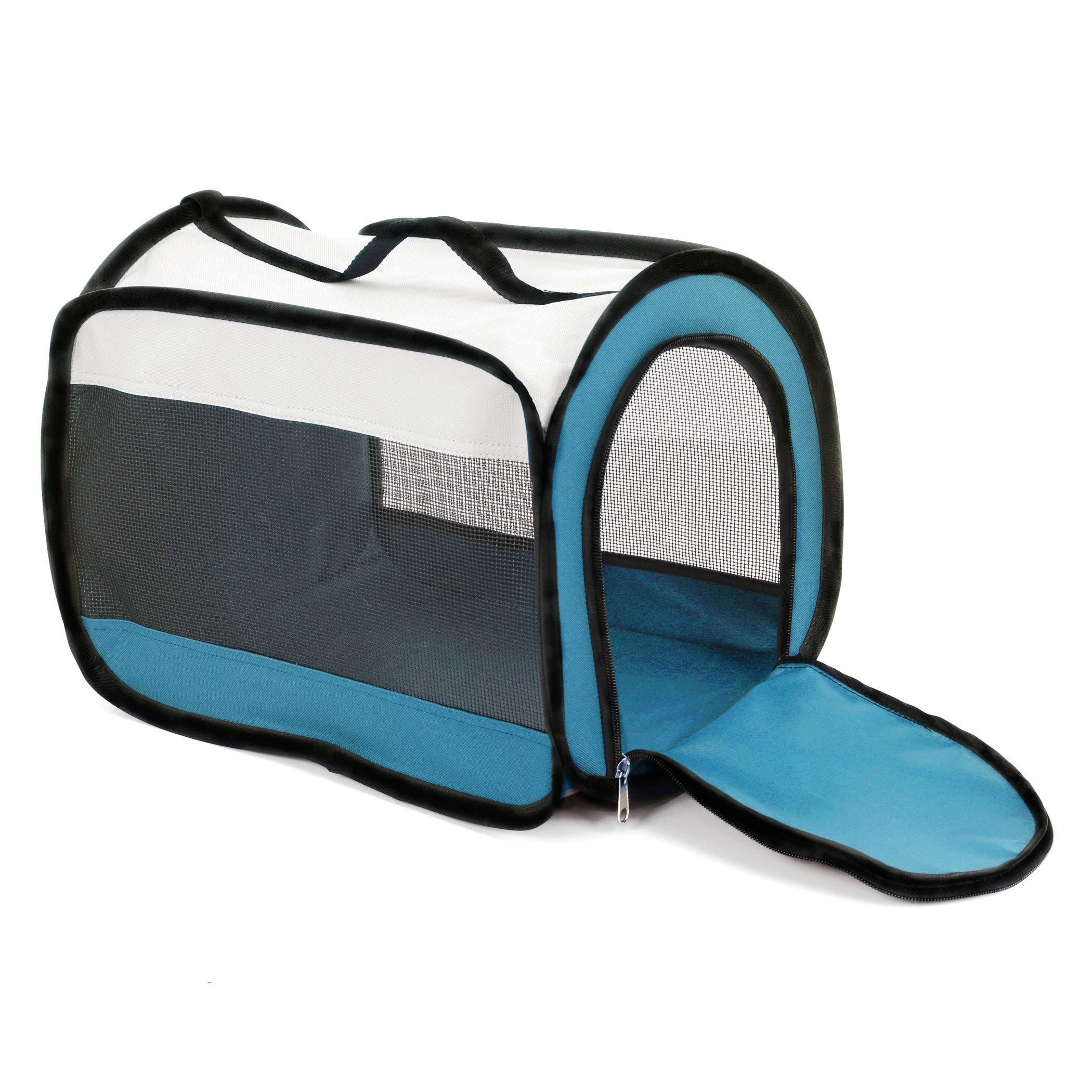 Ware Manufacturing Twist-N-Go Carrier for Small Pets, Hamsters, Ferrets, Rats, Guinea Pigs - Medium by Ware Manufacturing