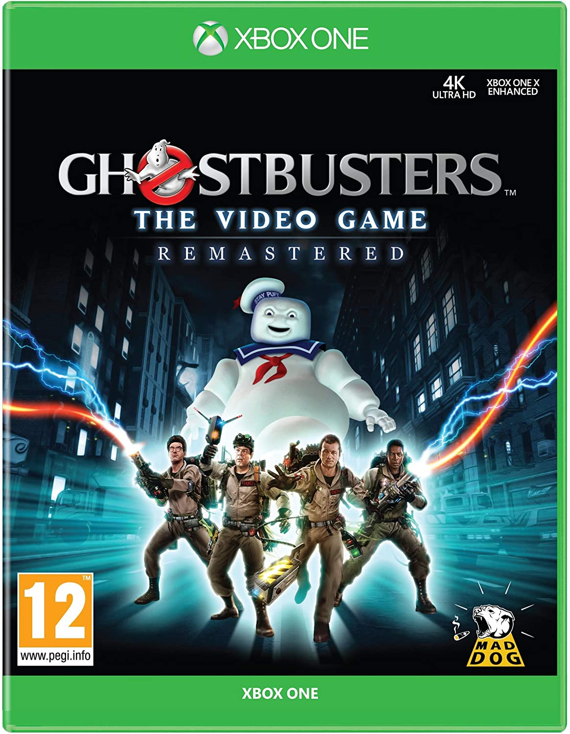 Ghostbusters - The Videogame Remastered - Xbox One: Amazon.es ...