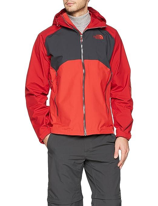 The North Face M Stratos Jacket Chaqueta, Hombre: Amazon.es: Deportes y aire libre