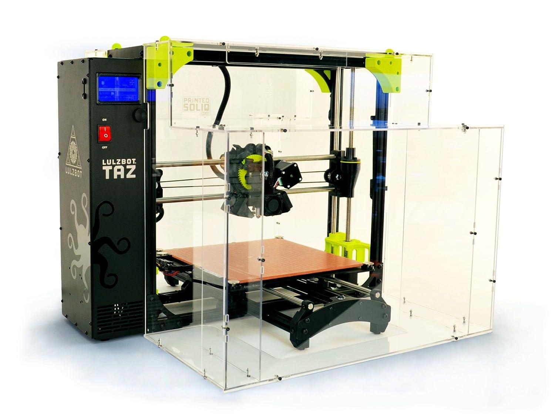 Caja para impresora LulzBot TAZ 6 AlephObject PP-FP0088 por ...