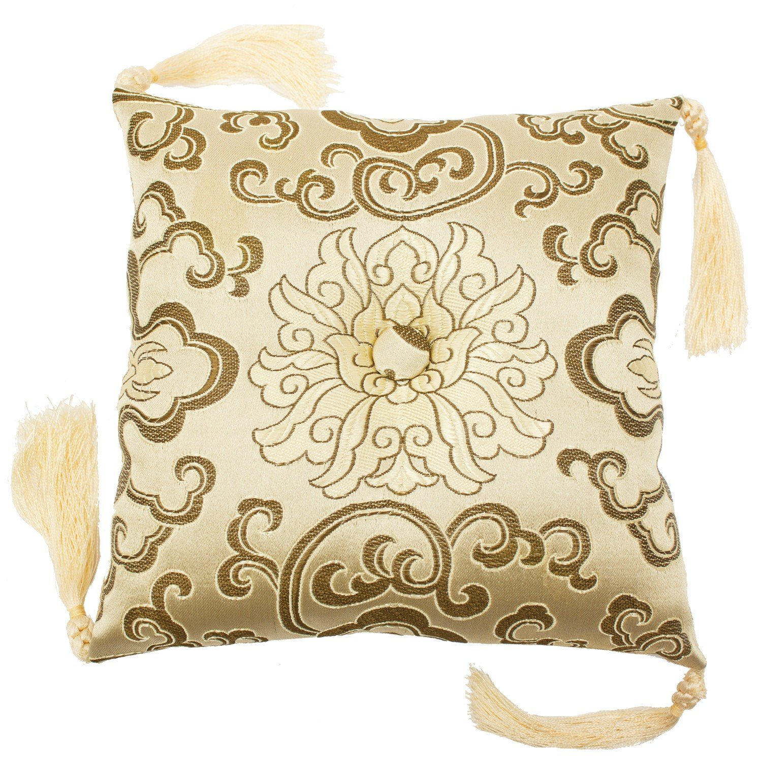 7 inch Lotus Singing Bowl Cushion