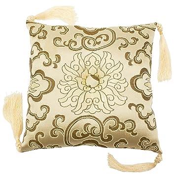 7 inch Lotus Singing Bowl Cushion