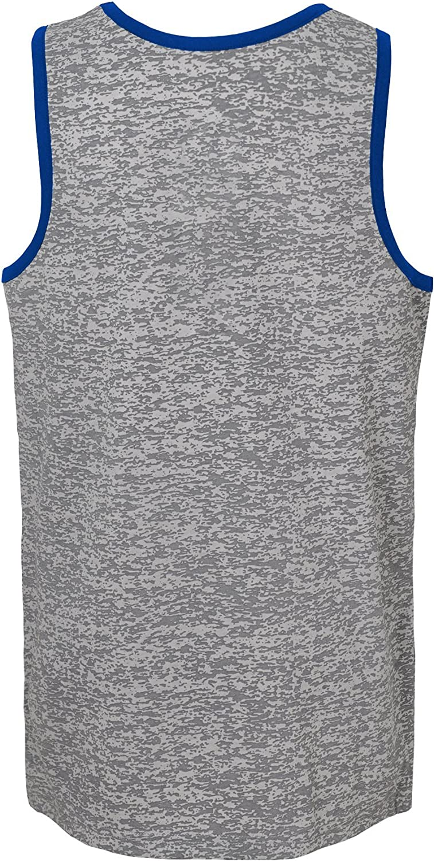 Youth Medium Grey NBA by Outerstuff NBA Youth Boys San Antonio Spurs Baseline Tank 10-12