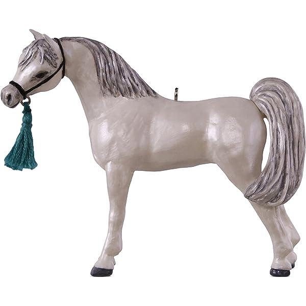 Keepsake Ornament Arabian Hallmark: Dream Horse 2018