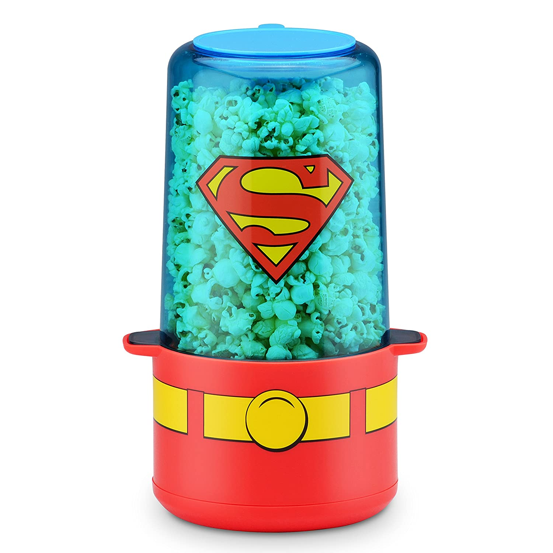 DC Batman Mini Stir Popcorn Popper Select Brands Inc DCB-60CN