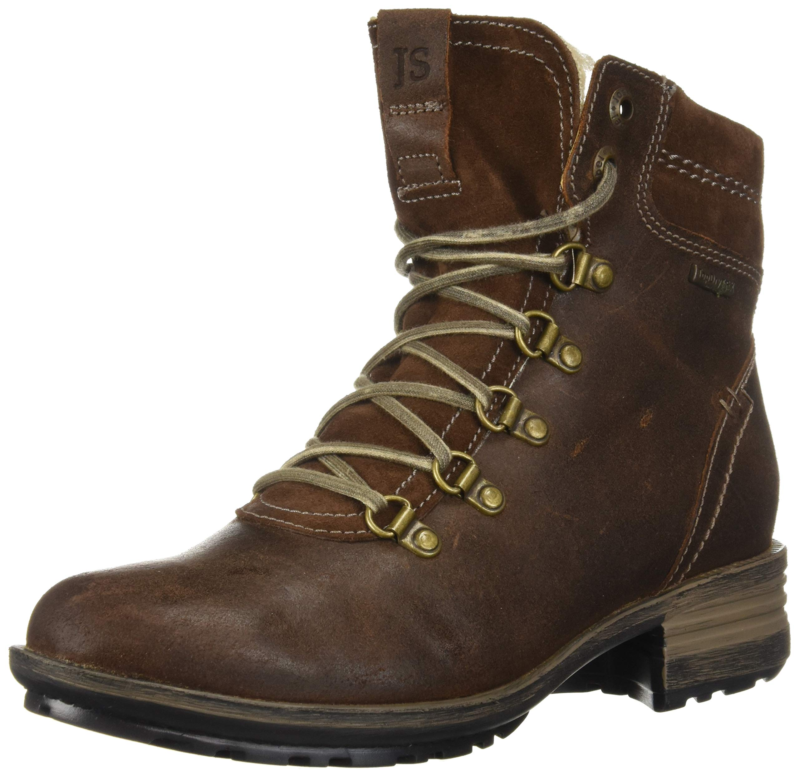 Josef Seibel Women's Sandra 66 Ankle Boot, Castagne, 39 Medium EU (8-8.5 US) by Josef Seibel