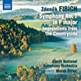 Fibich: Symphony No 1 / Impressions From the Countryside