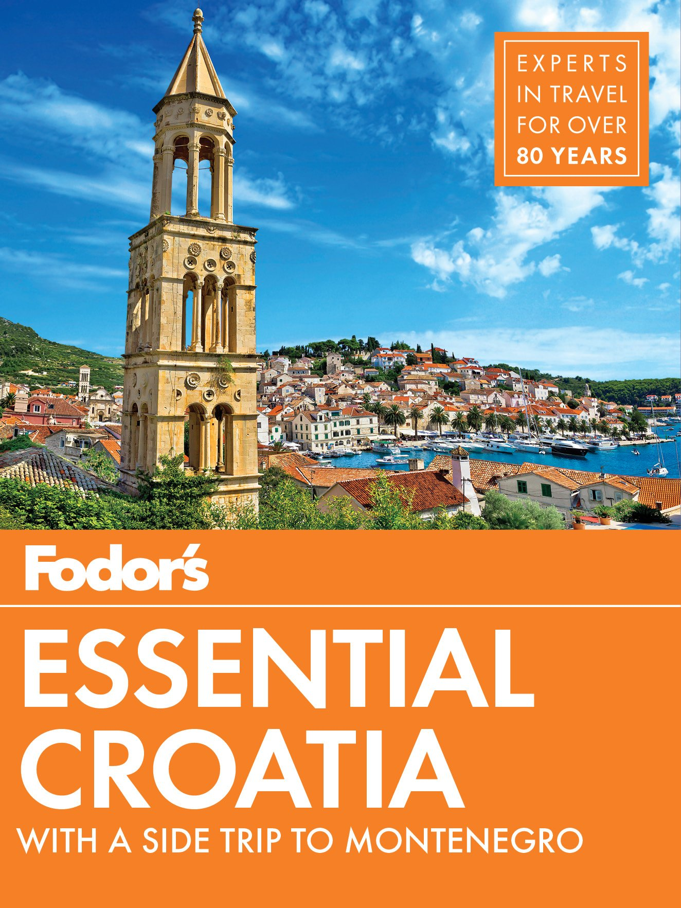 Download Fodor's Essential Croatia: with a Side Trip to Montenegro (Travel Guide) ePub fb2 book