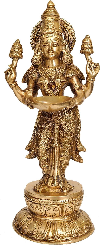 Deeplakshmi Brass Sculpture