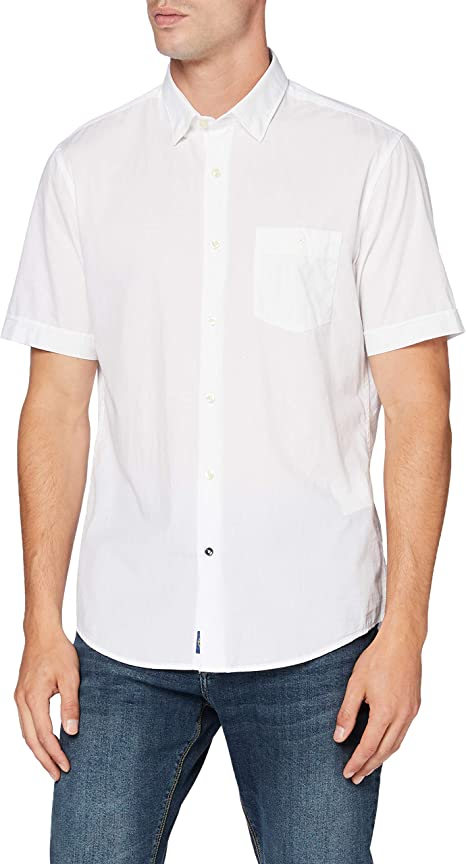 Pierre Cardin Casual, Airtouch Hemd In Modern Fit Camisa para Hombre