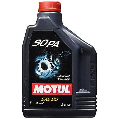 Motul 100122 90PA Slip Differential Oil, 2 L, 67.62 Fluid_Ounces: Automotive