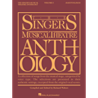 Singer's Musical Theatre Anthology - Volume 5: Baritone/Bass Book book cover