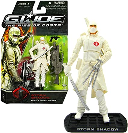 Storm Shadow Gi Joe Rise Of Cobra