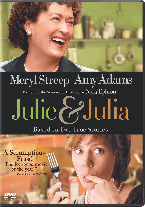 Amazon.com: Julie & Julia: Meryl Streep, Amy Adams, Stanley Tucci, Chris  Messina, Linda Emond, Stephen Goldblatt, Alexandre Desplat, Nora Ephron,  Richard Marks: Movies & TV