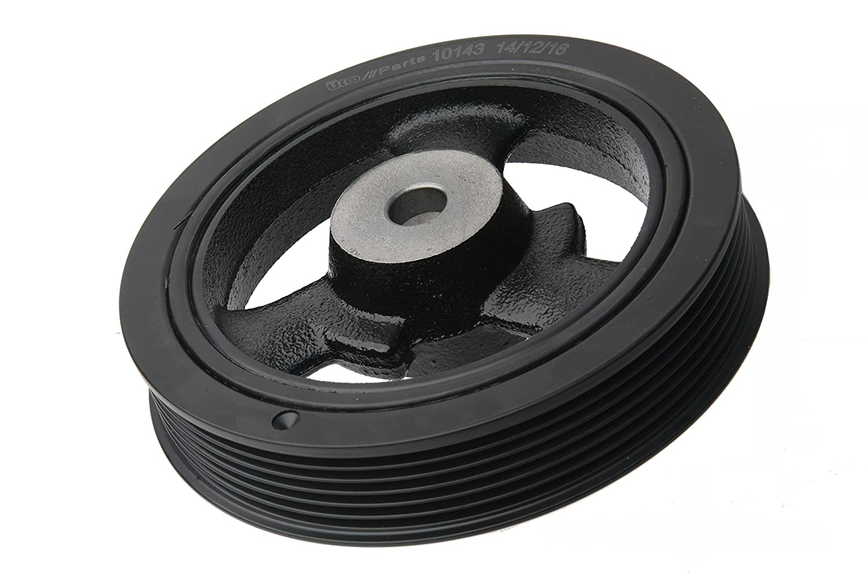 URO Parts 11237829906 Crankshaft Pulley, 1 Pack