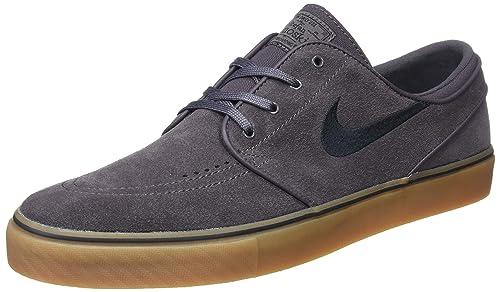 14917367aa Nike Zoom Stefan Janoski, Zapatillas de Skateboard para Hombre, Gris  (Thunder Grey/Black/Gum Light B 069), 45.5 EU: Amazon.es: Zapatos y  complementos