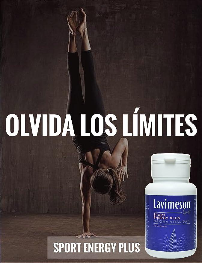 Vitaminas y minerales, Combate la fatiga y el cansancio, mayor vitalidad y productividad, 45 cápsulas,: Amazon.es: Salud y cuidado personal