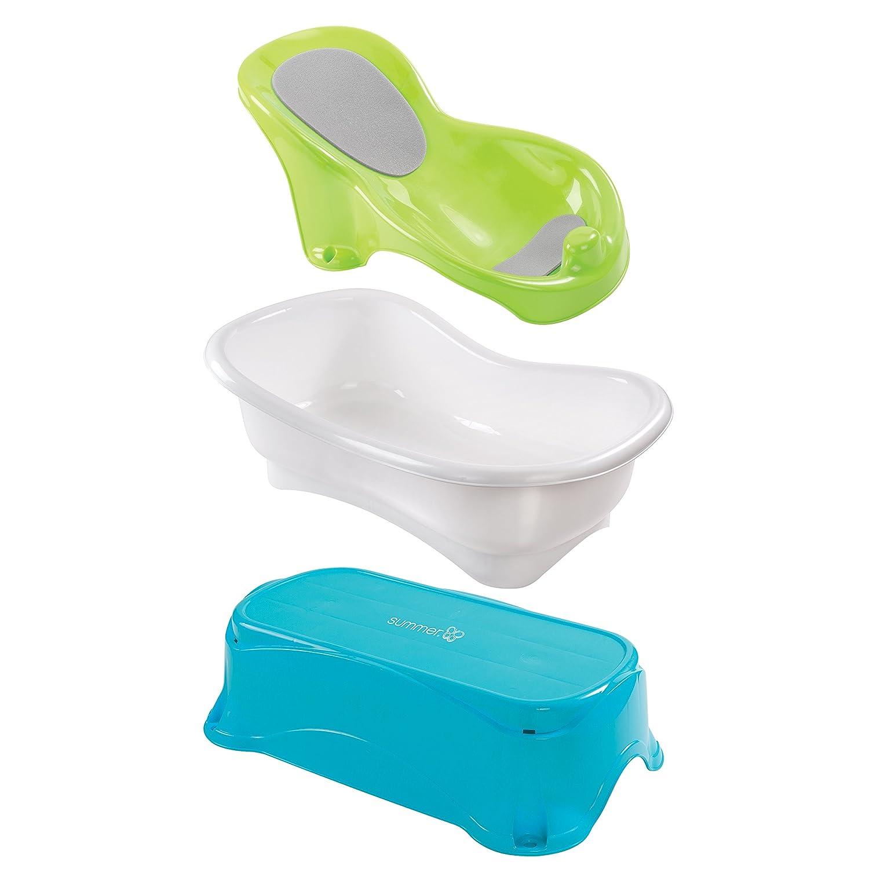 Amazon.com : Summer Infant Comfort Height Bath Tub : Baby