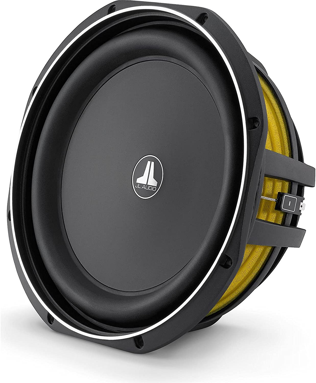 JL Audio 10TW1-2 10 Shallow Mount 2-Ohm Subwoofer