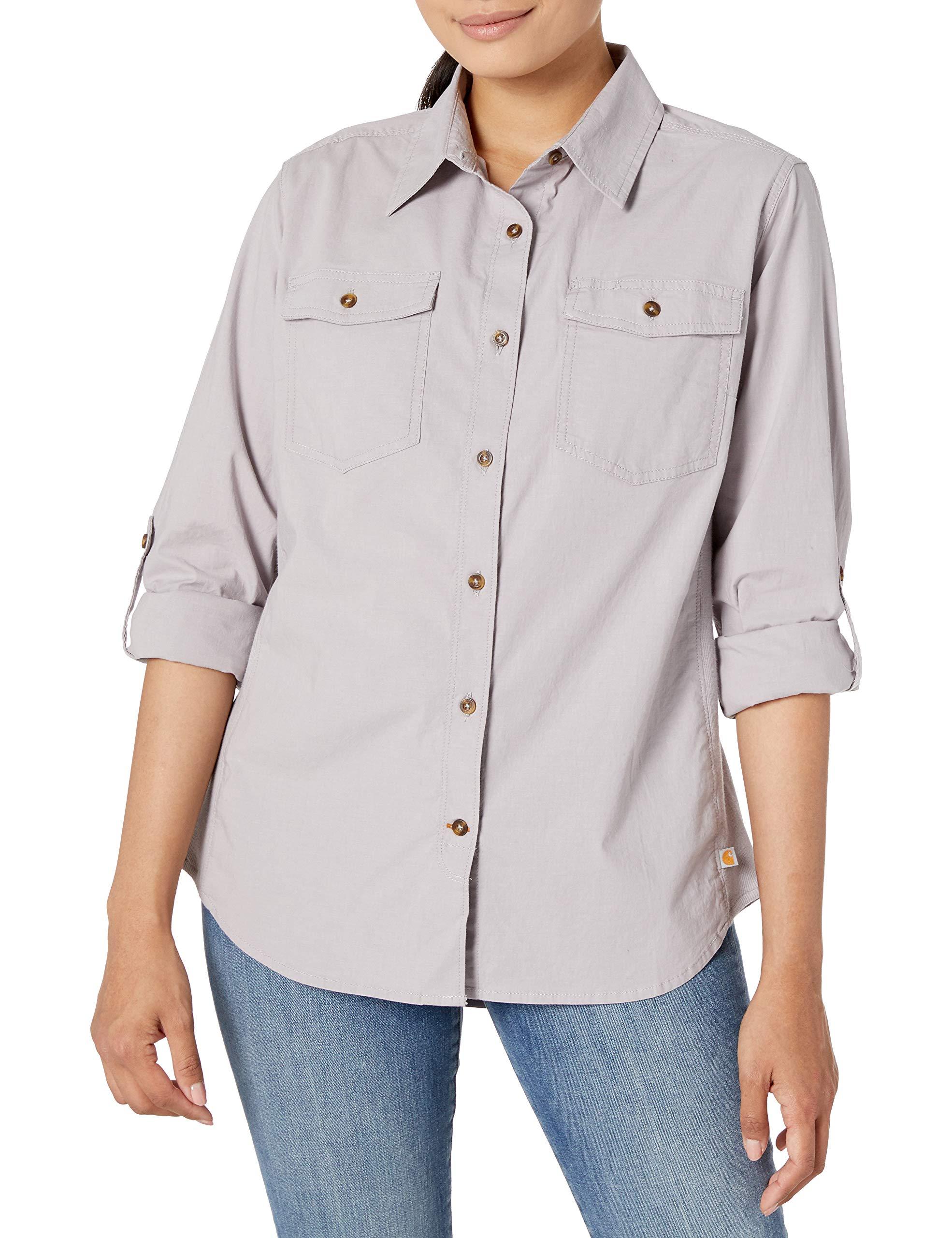 Carhartt Women's Regular Rugged Flex Bozeman Shirt