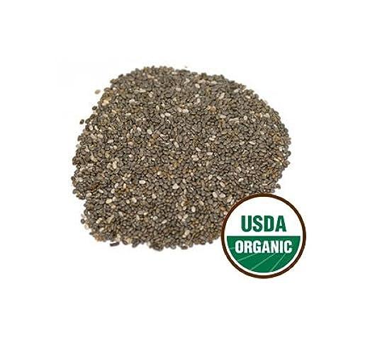 Chia Seeds Organic Starwest Botanicals 1 lb