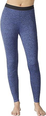 ClimateRight by Cuddl Duds Women/'s Stretch Microfiber Warm Underwear Leggings