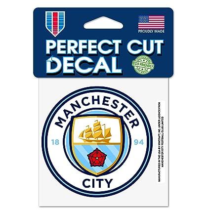 785e35d4284 Amazon.com   WinCraft Manchester City Decal - 4