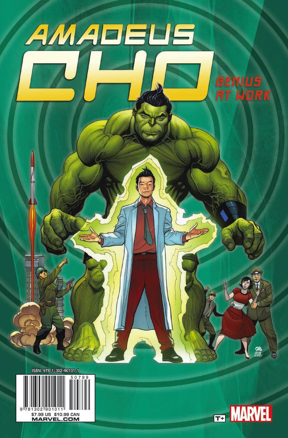 Download Amadeus Cho Genius At Work #1 ebook