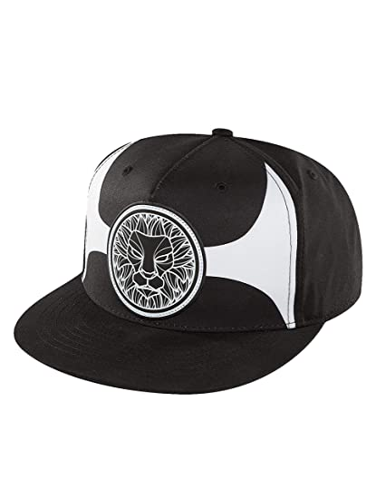 9828e1db4b8 Unkut Men Caps Snapback Cap Gate Black Adjustable  Amazon.co.uk  Clothing