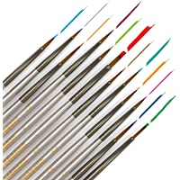 The Official Paint by Numbers Brush by Artistrove - 12 Amazing Fine Detailing Paint Brushs for Adults with a Need for…