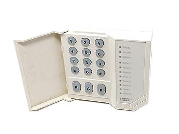 Tyco seguridad productos DSC pc1555rkz 8Z LED Teclado ...
