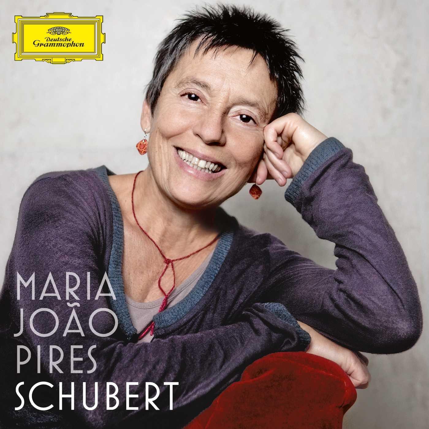 CD : Maria Joao Pires - Schubert: Piano Sonatas D845 & D960 (CD)