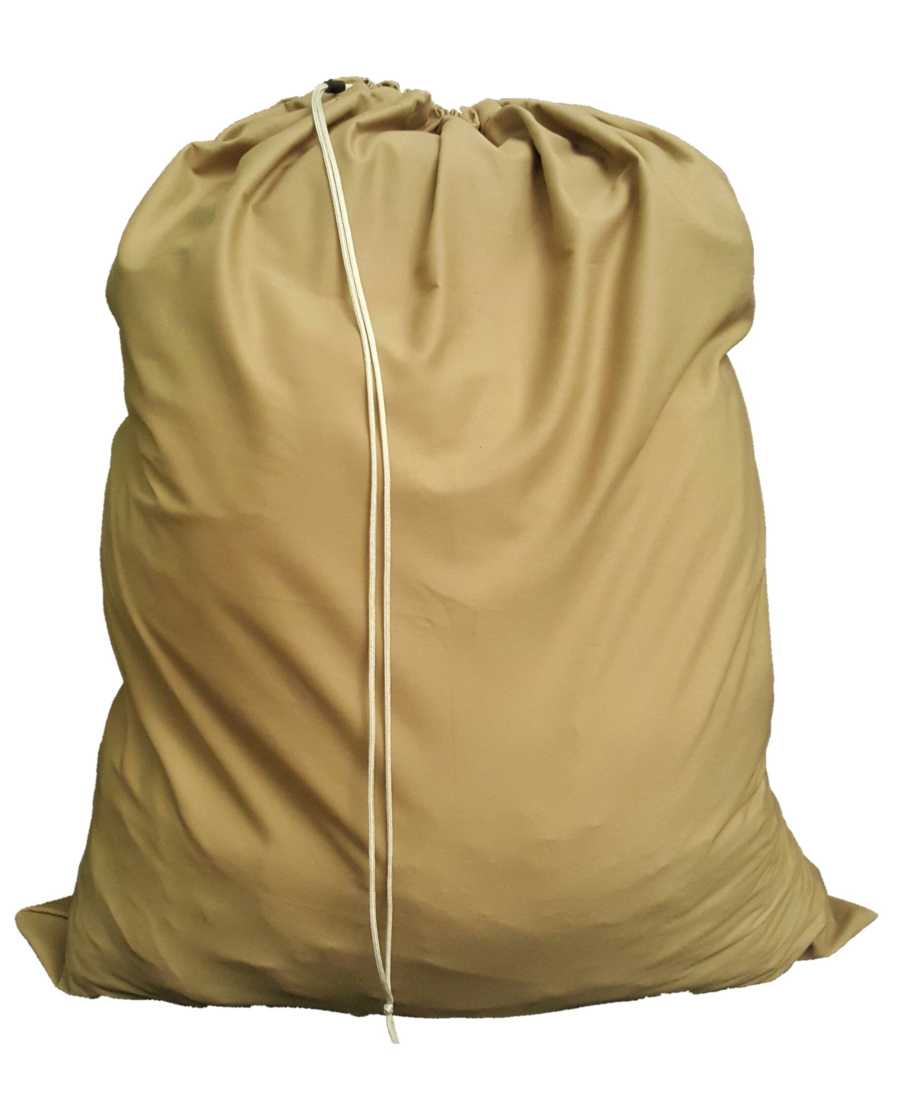 Heavy Duty 30in x 40in Canvas Laundry Bag - Made in the USA