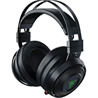 Razer Nari Wired/Wireless Gaming Headset with THX Spatial Audio, Cooling Gel Cushion, 2.4 GHz Wireless Audio & Microphone with Game/Chat Balance - RZ04-02680100-R3M1