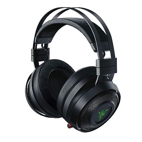 Razer Nari - Kabelloses Gaming-Headset mit höchstem Komfort - Schwarz