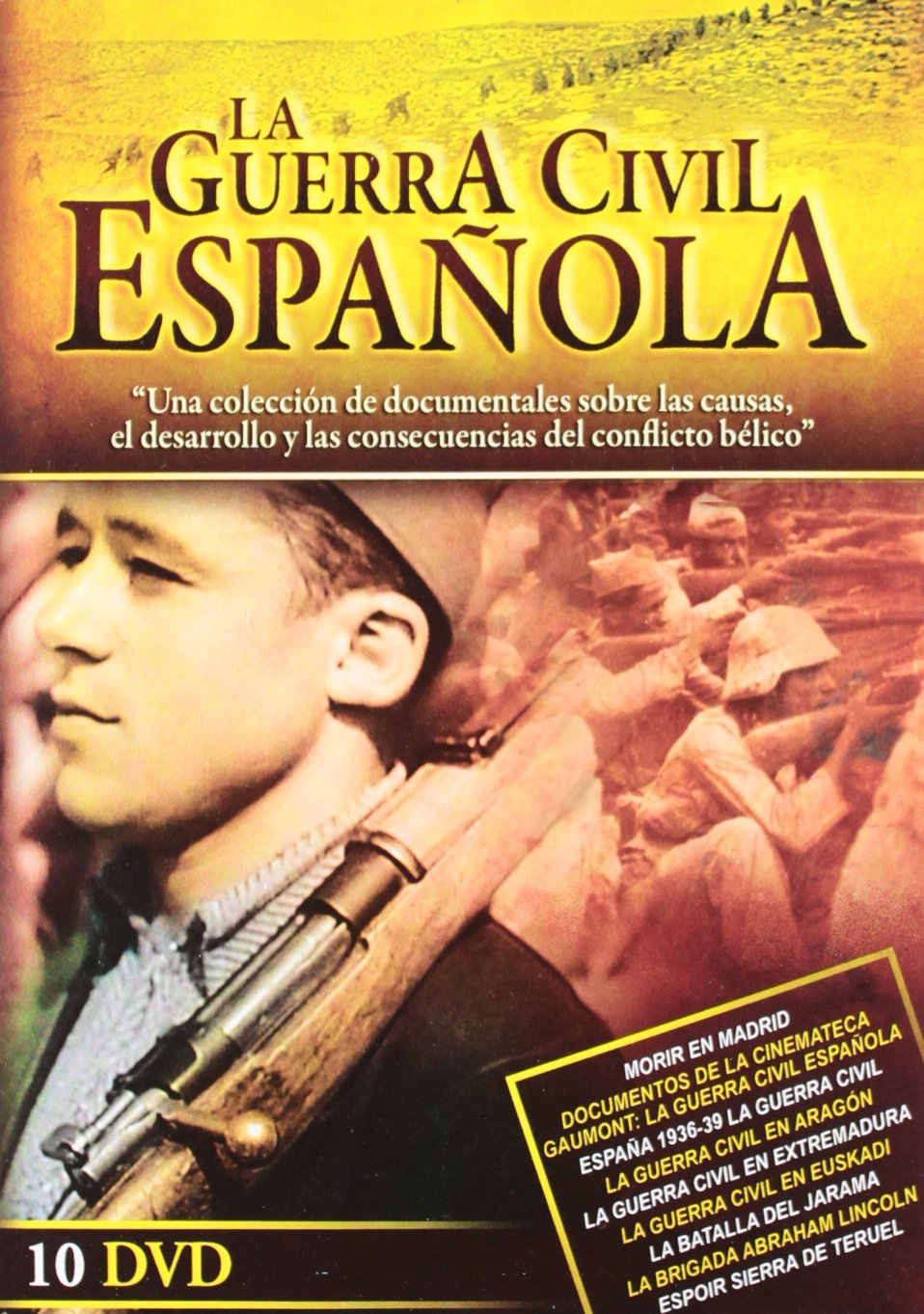 La Guerra Civil Española Espoir Movies Tv
