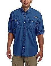 adc63899390 Columbia Men's PFG Bahama II Long Sleeve Shirt