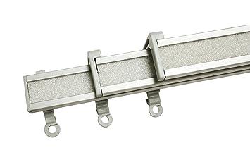 Paneelwagen 60 Cm ~ Gardinia clip on paneelwagen er set für flächenvorhangschienen