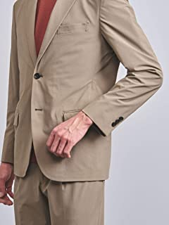 Stretch Nylon 2-button Sport Coat 1121-128-2353: Beige