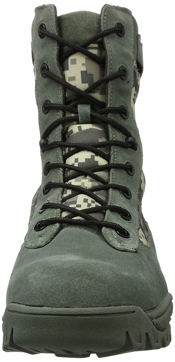 Mil-tec Digital Camo Tactical Army Boots - 2 Zips: Amazon.co.uk: Shoes &  Bags